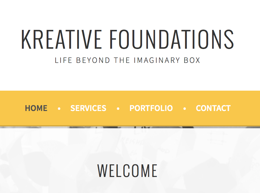 Kreative Foundations